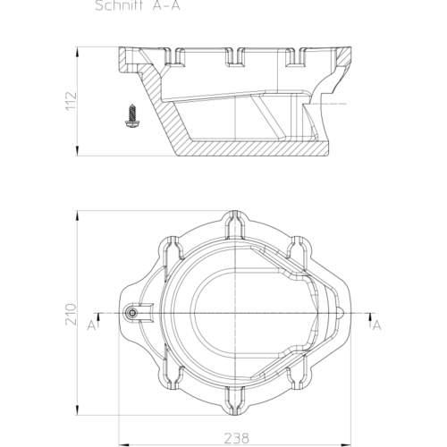 HL152 Теплоізоляція_cхема