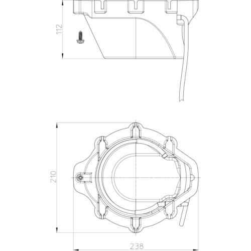 HL155 Комплект для обігріву_cхема