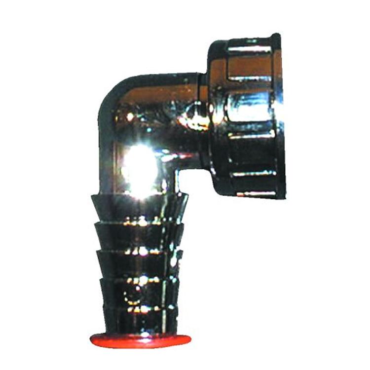 HL19.C З'єднувальне коліно для пральної або посудомийної машини