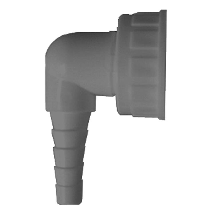 HL19.G З'єднувальне коліно для пральної або посудомийної машини