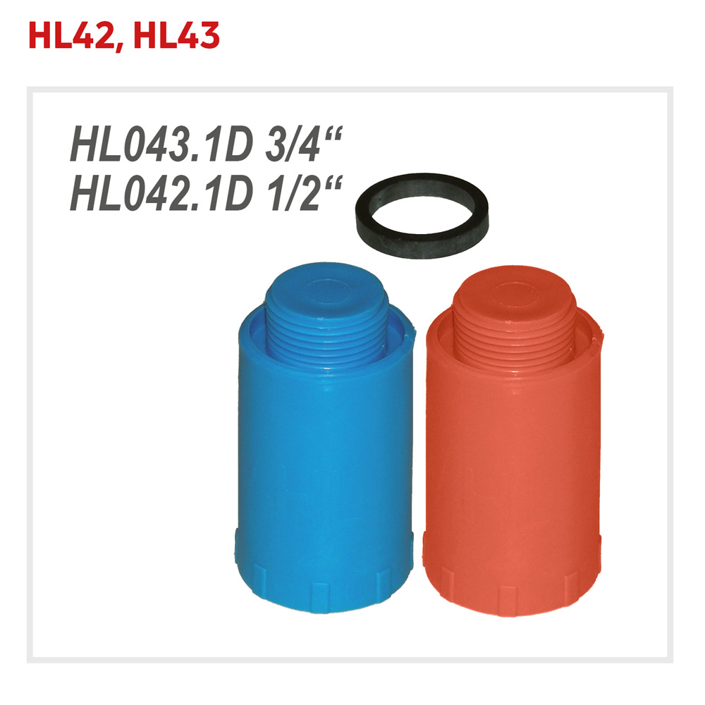 HL43 Будівельна пробка-заглушка