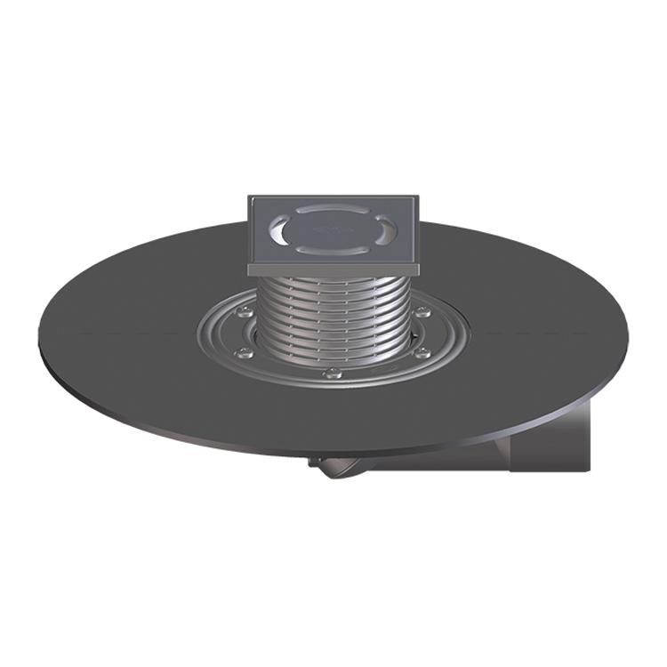 HL80.1H Трап для внутрішніх приміщень DN50 / 75