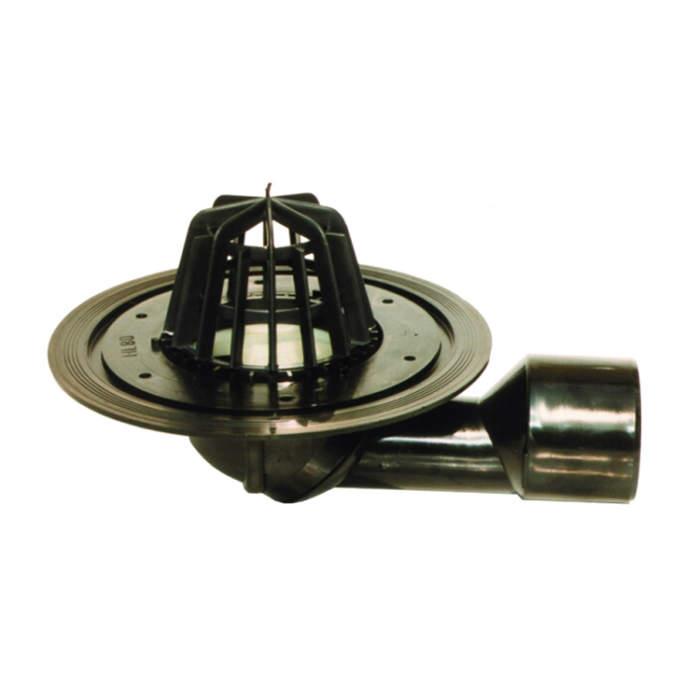 HL80.3 Трап для покрівлі DN50 / 75