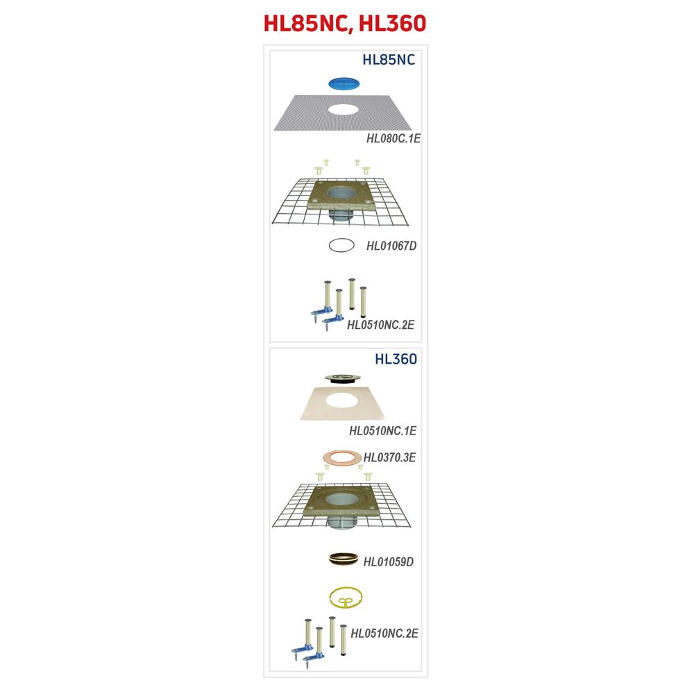 HL85NC Насадна деталь_