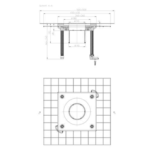 HL85NC Насадна деталь_cхема
