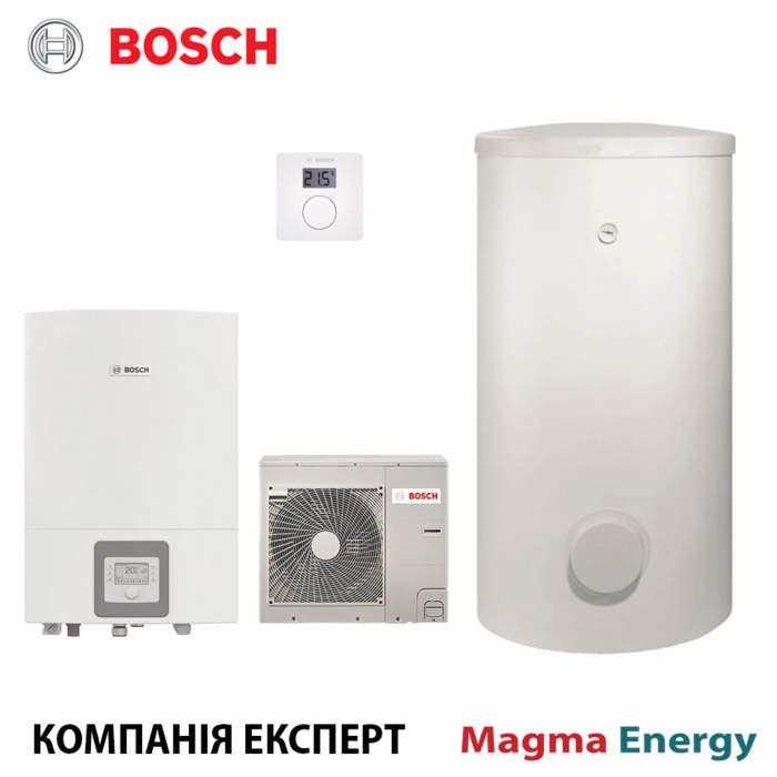 Пакетна пропозиція Bosch Logapak Compress 3000 AWS
