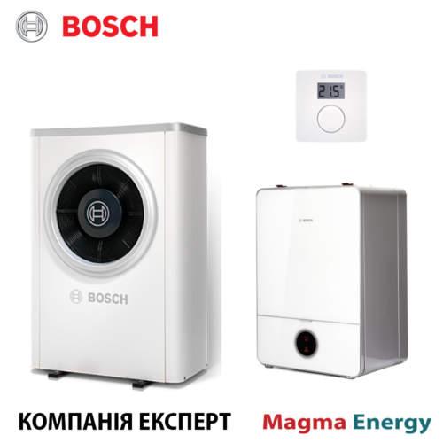 Пакетна комплектна пропозиція Bosch Logapak Compress 7000iW AW без баку