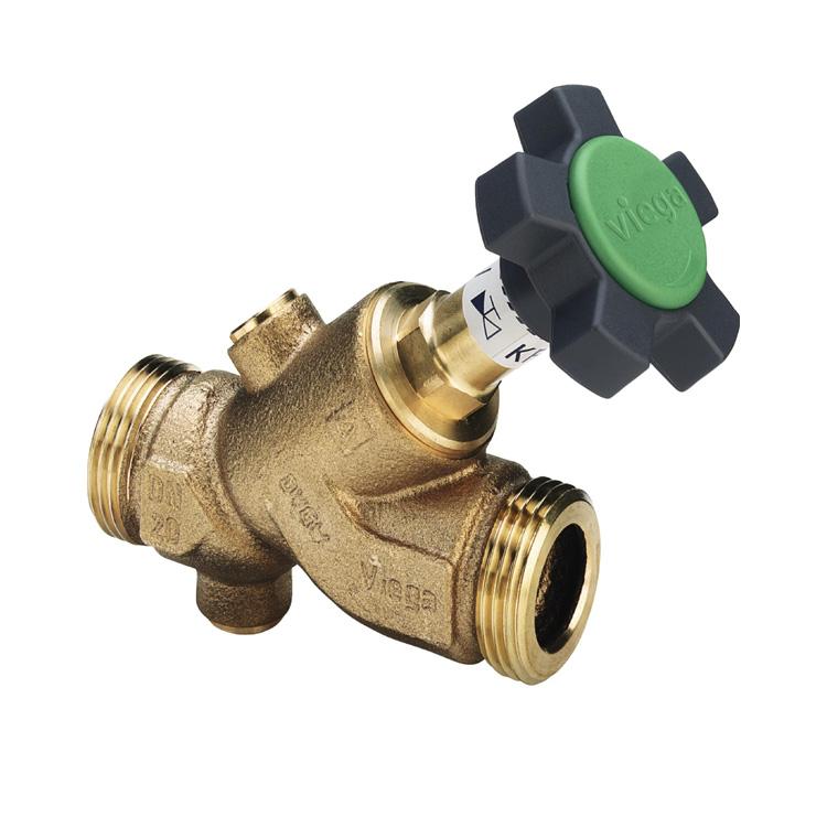 V-подібний вентиль CRV Easytop