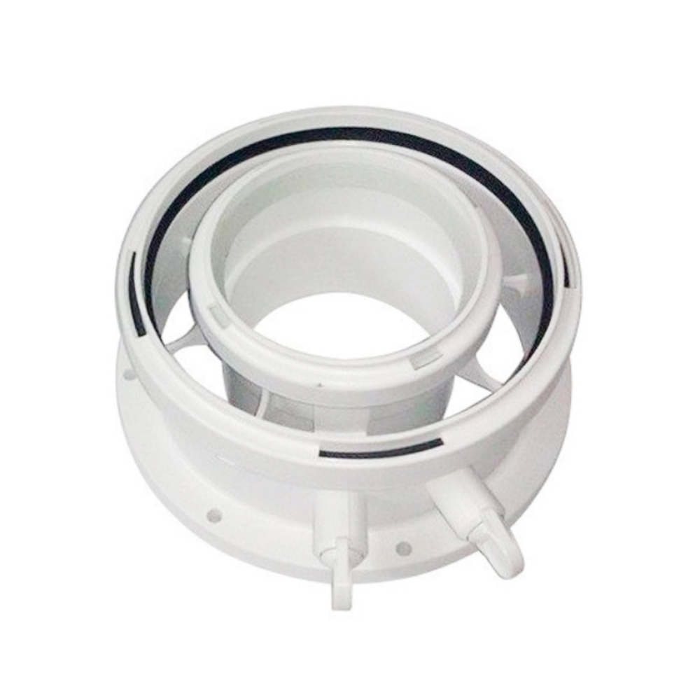 Адаптер Bosch AZB 931 для підключення коаксіальних димоходів Ø80/125