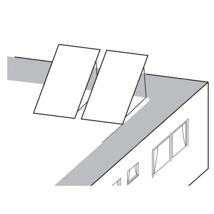Комплект монтажу для колекторів SKN4.0, SKT1.0