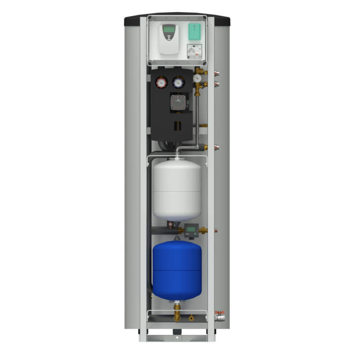 Модуль геліоустановки з вузлом рециркуляції ГВП - MAGMAmodule® Basic