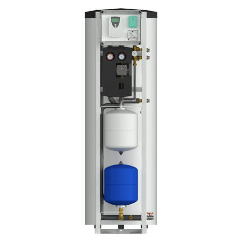 Модуль геліоустановки MAGMAmodule® Basic - без вузла рециркуляції ГВП