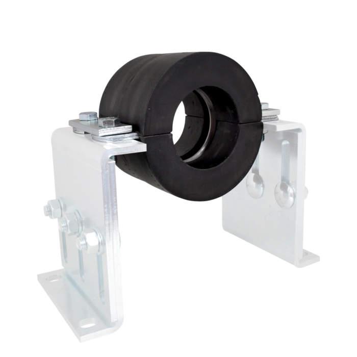 Walraven BISOFIX® CF Хомут з фіксуючим приварним фланцем для роботи при низьких температурах