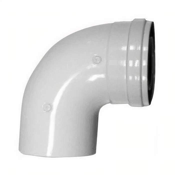 Bosch AZ 407 Відвід 90° для димоходів з Ø80