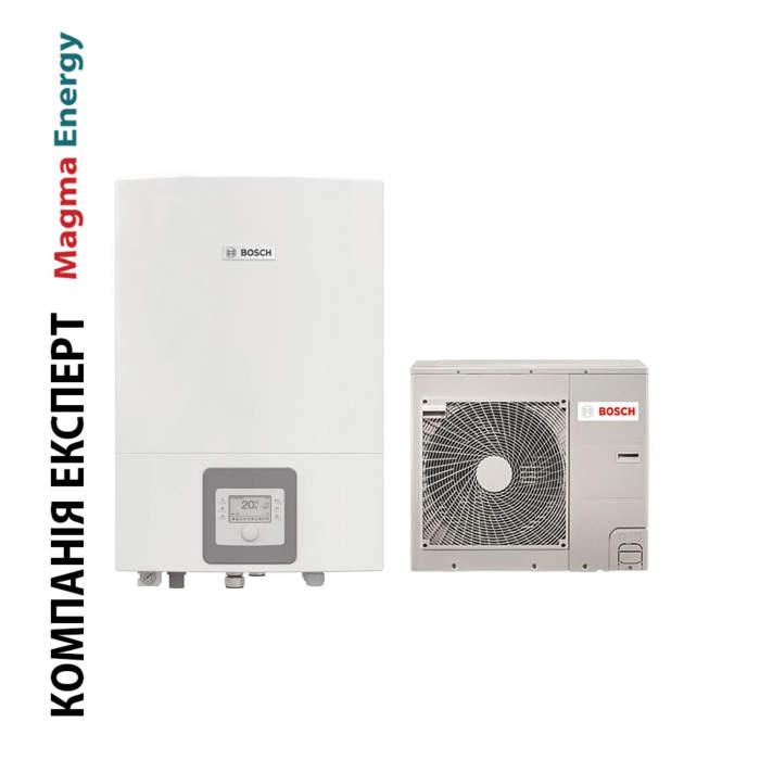 Тепловий насос спліт Bosch Compress 3000 aws