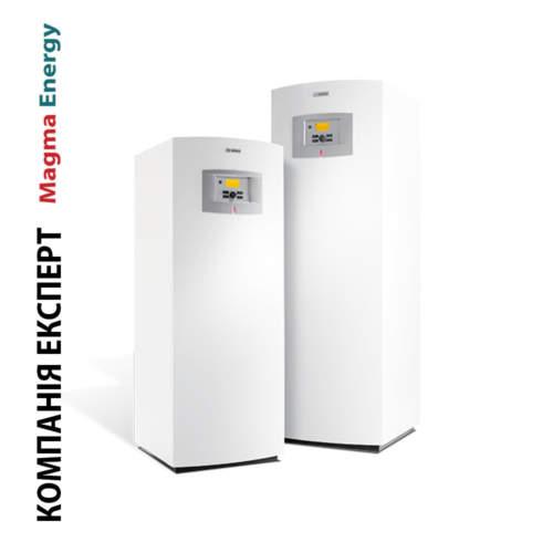 Тепловий насос ґрунт-вода Bosch Compress 6000 LWM