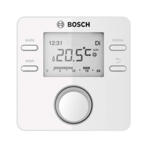 Кімнатний терморегулятор Bosch CR100