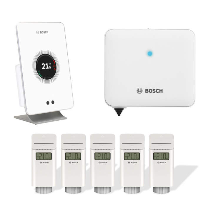 Пакетна пропозиція Bosch EasyComfort з адаптером для підключення до будь-якого котла