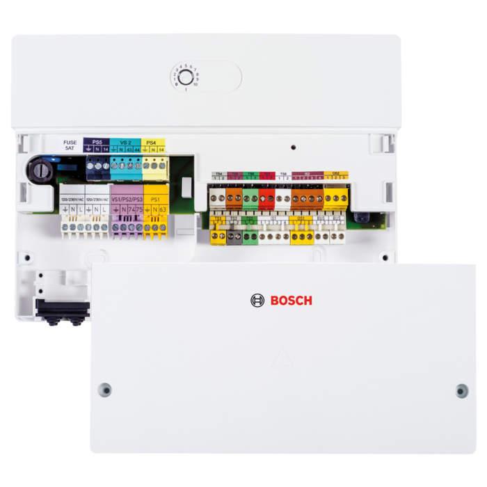 Bosch/Buderus MS 200 - функціональний сонячний модуль - відкрита кришка