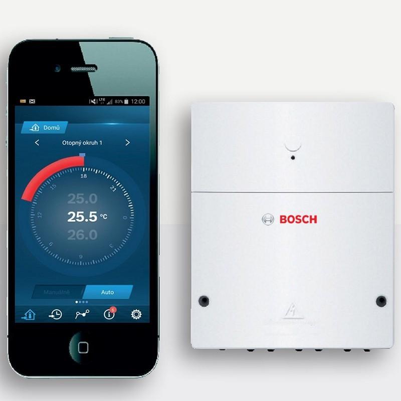 ProControl Gateway- комунікаційний модуль нового покоління від Bosch - програма