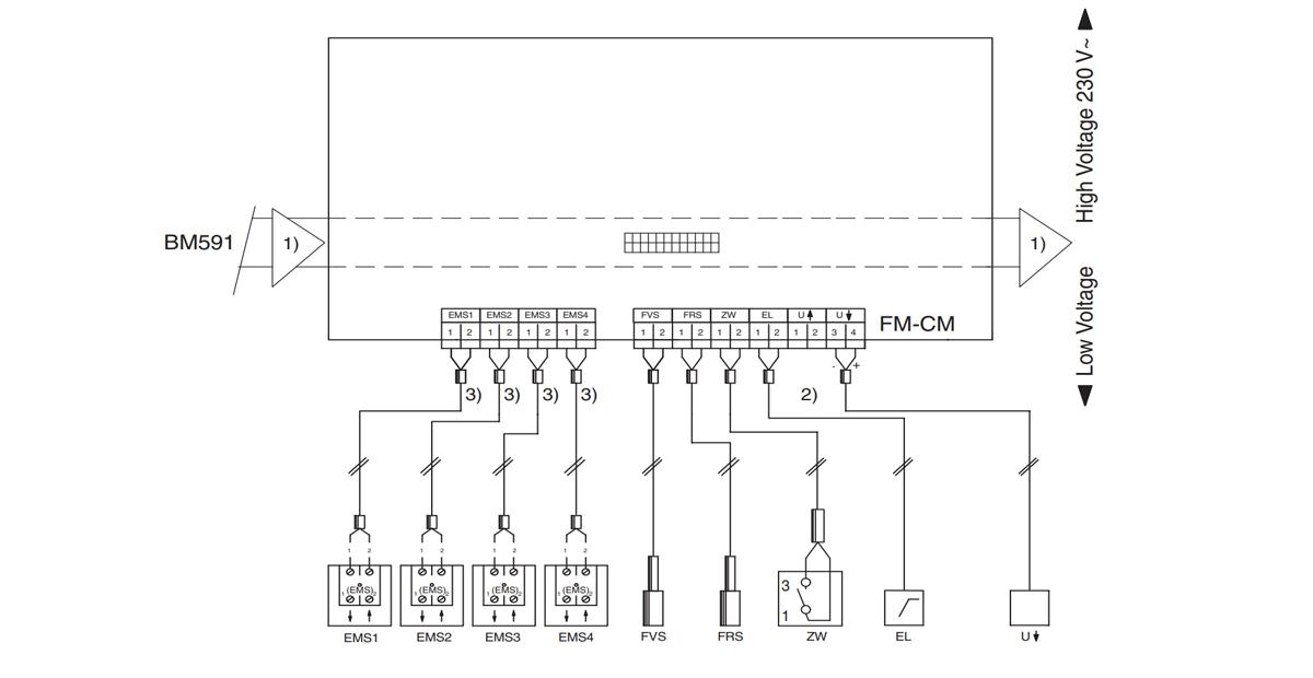 Функціональний модуль Buderus logamatic FM-CM
