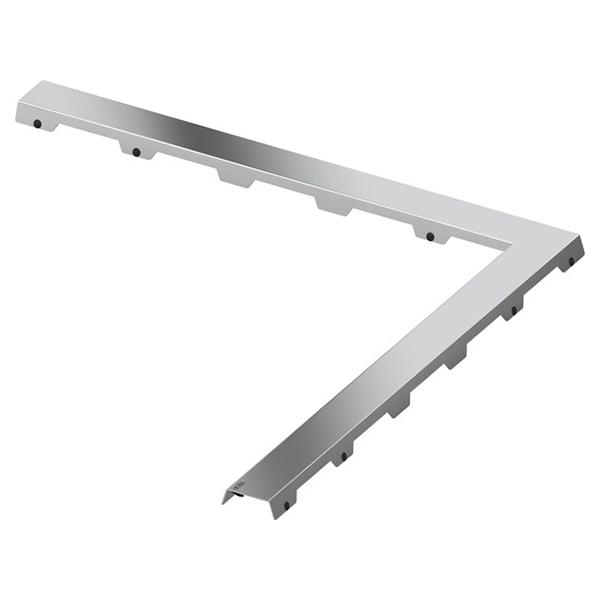 Декоративна решітка TECEdrainline «steel II»
