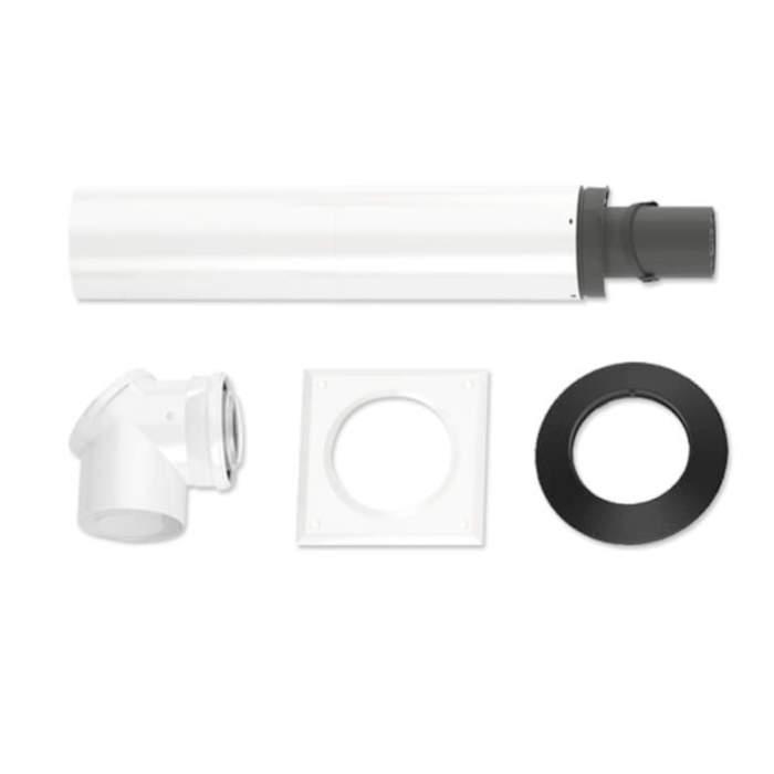 Коаксіальний димоход FC-Set80-C13x