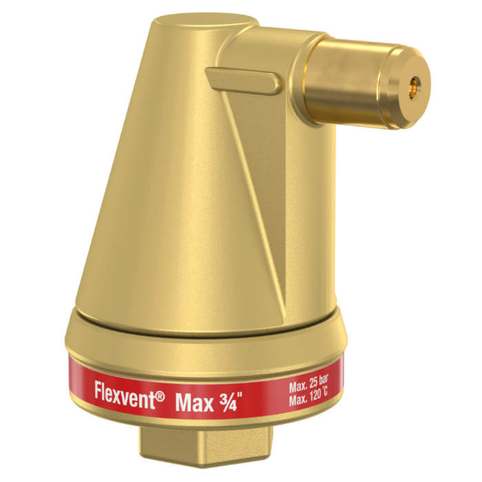 Автоматичний повітровідвідник Flamco Meibes Flexvent Max