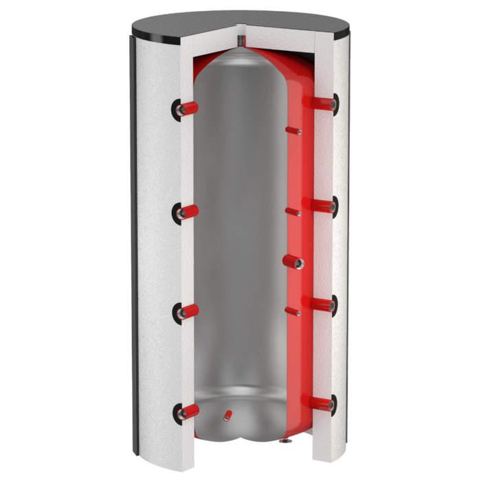 Бак-акамулятор тепла Flamco PS 1500 - 3000