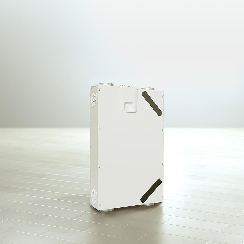 Вентиляційна установка для житлового приміщення Kermi 130 F