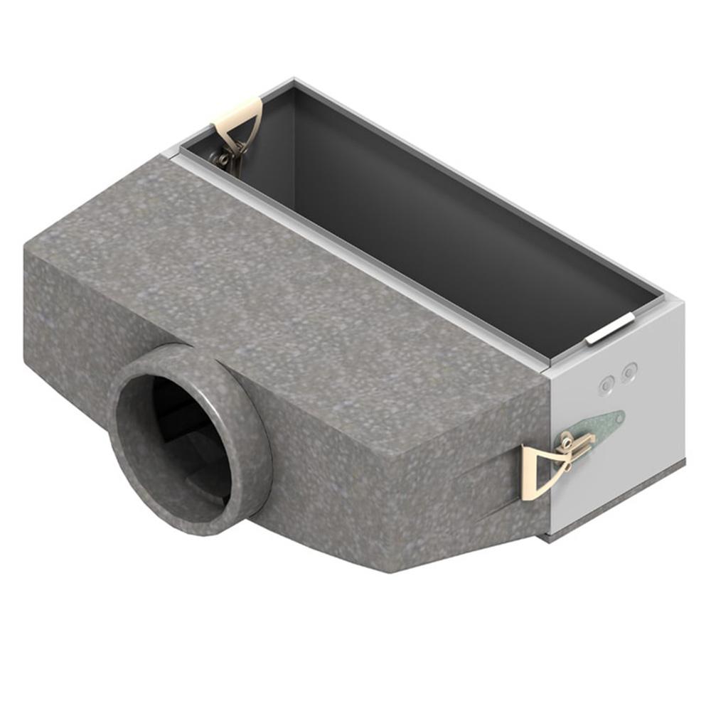 Коліно для вентиляційного колектору Kermi x well