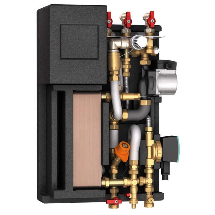 Станція приготування гарячої води LogoFresh Thermostatic S-Line