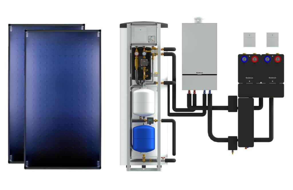 Котельня MAGMAmodule® Basic MS30018R - інтеграція з Bosch/Buderus