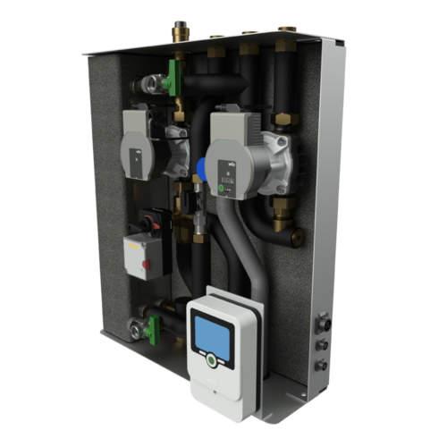 MAGMAmodule® Fresh Mini - автоматична проточна станція гарячого водопостачання