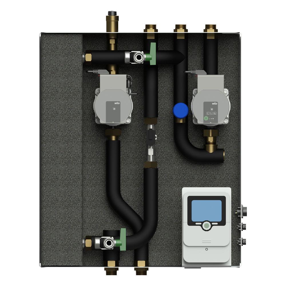 MAGMAmodule Fresh - нагрів води у проточному режимі через теплообмінник