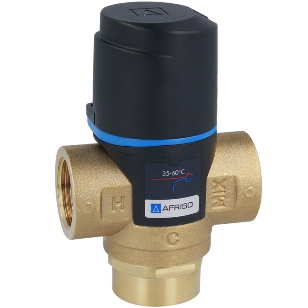 Термостатичний змішувальний клапан Afriso