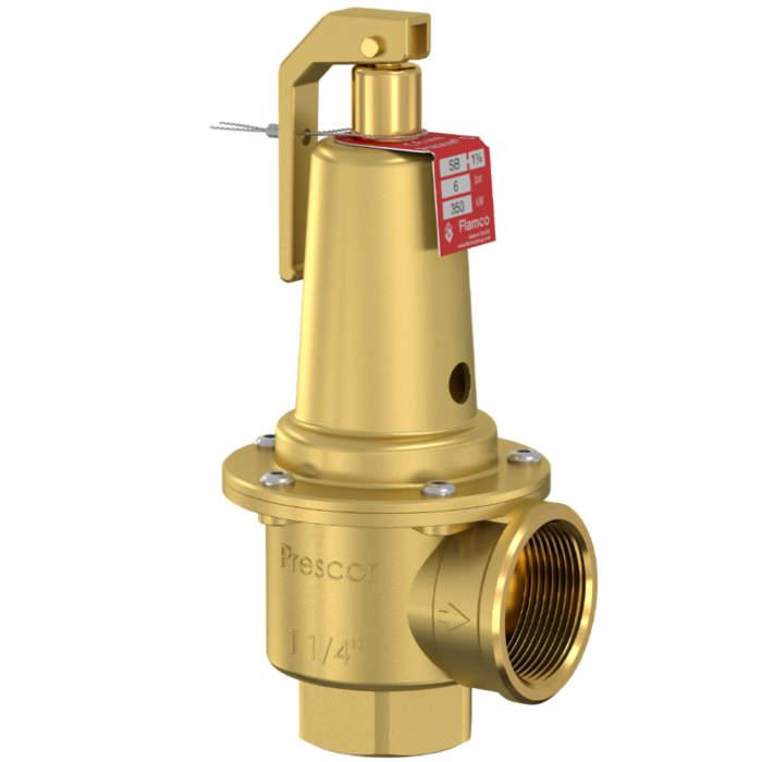 Запобіжний клапан Flamco Meibes Prescor SB