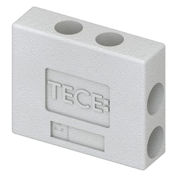 Захисний бокс для одноплощинного спареного трійника TECEflex