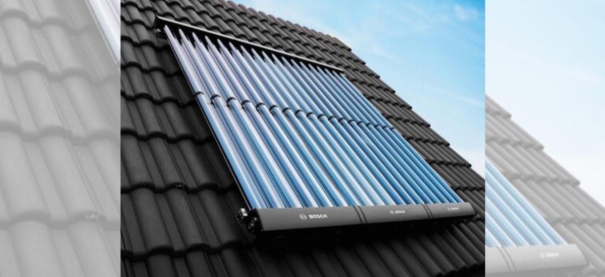 Сонячний колектор Bosch Solar 8000 TV