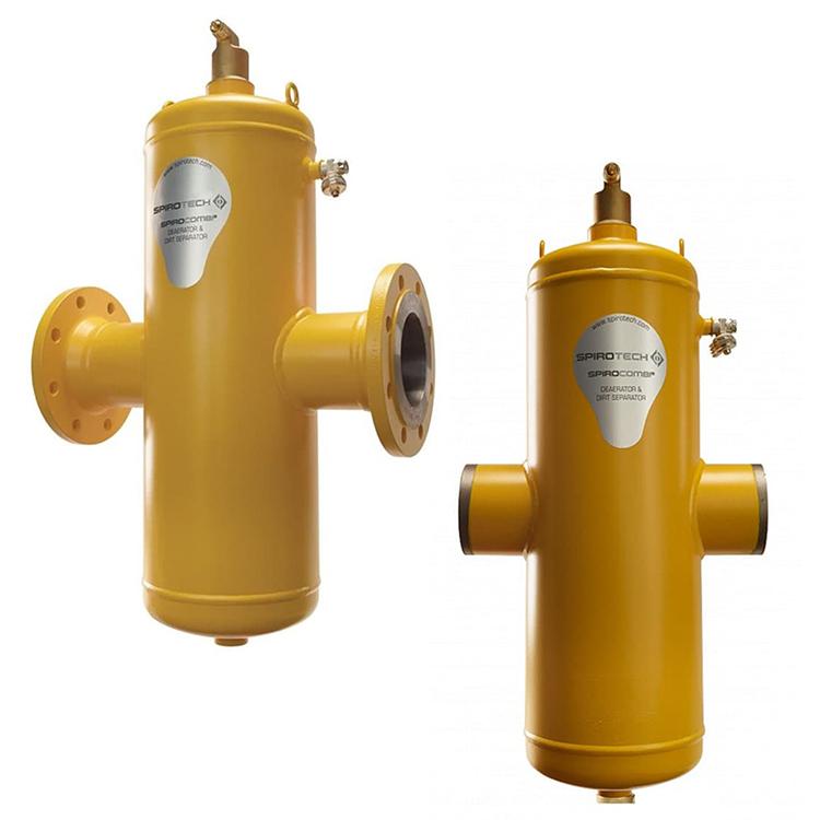 Сепаратор повітря і бруду SpiroCombi Air & Dirt