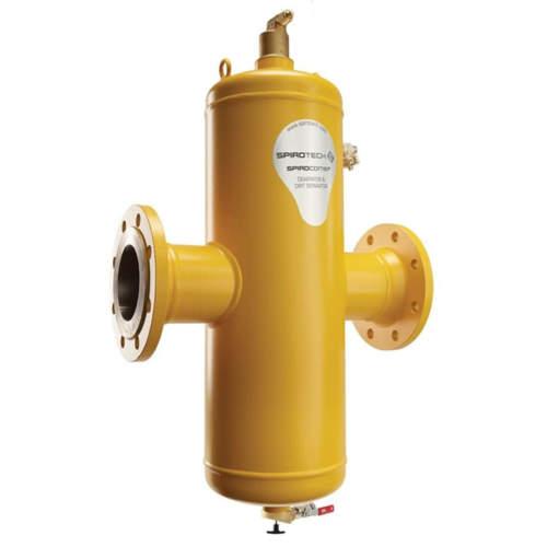 Сепаратор повітря/бруду з вбудованим магнітом SpiroCombi-Magnet Air & Dirt - Steel