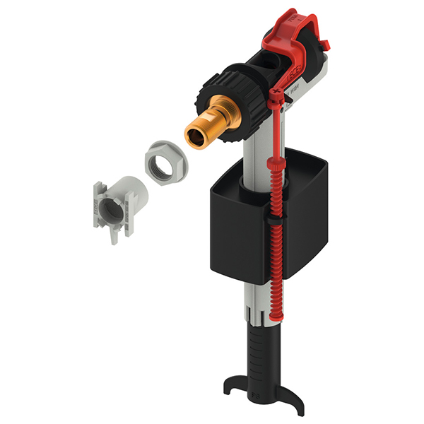 Клапан наповнення TECE F10