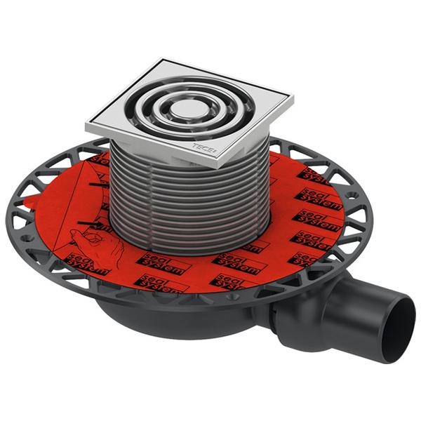 Комплект дренажного трапу TECEdrainpoint S 110