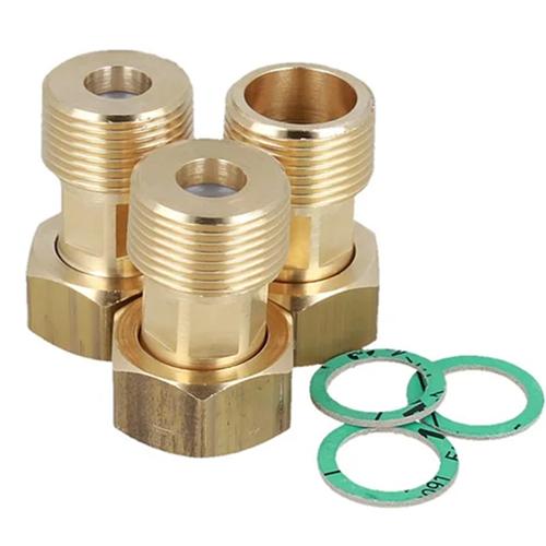 Комплект з'єднань для термостатичних змішувальних клапанів KTD 200, 300