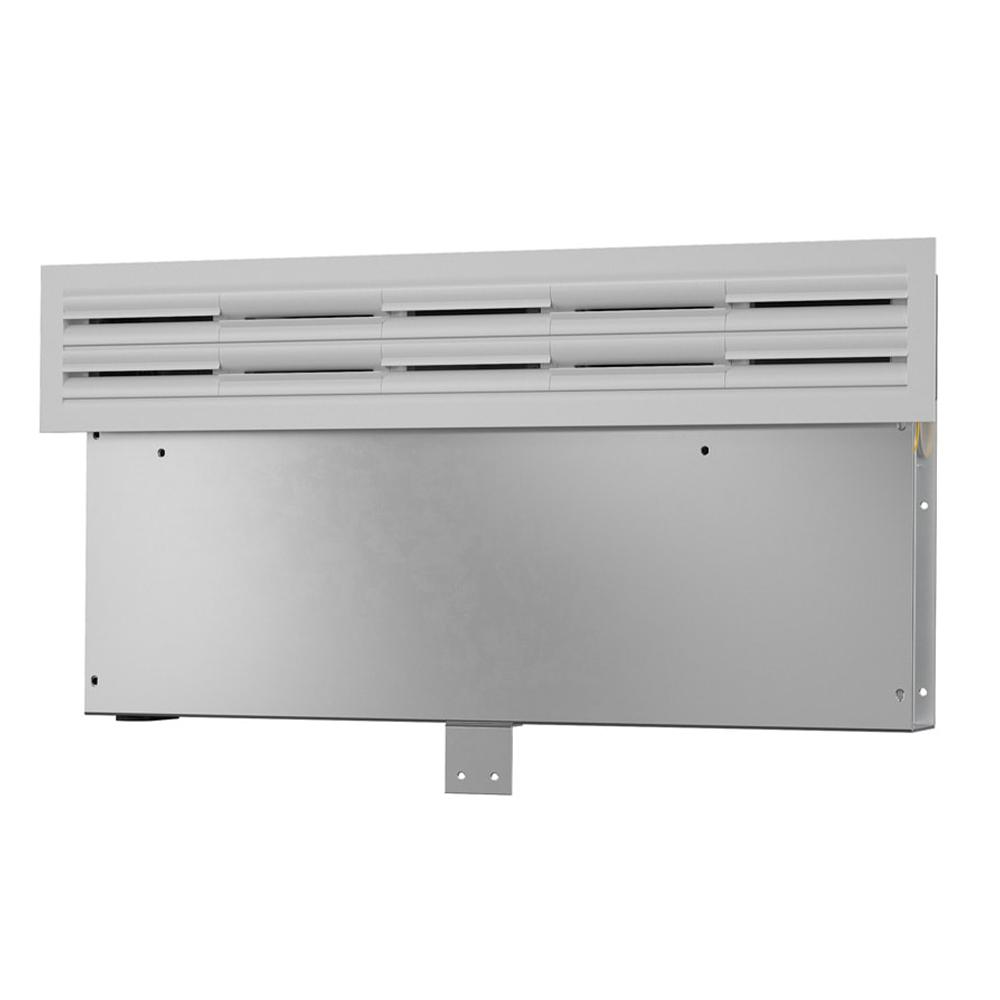 Вентиляційний отвір припливного повітря SA500-E з електричним нагрівачем без решітки